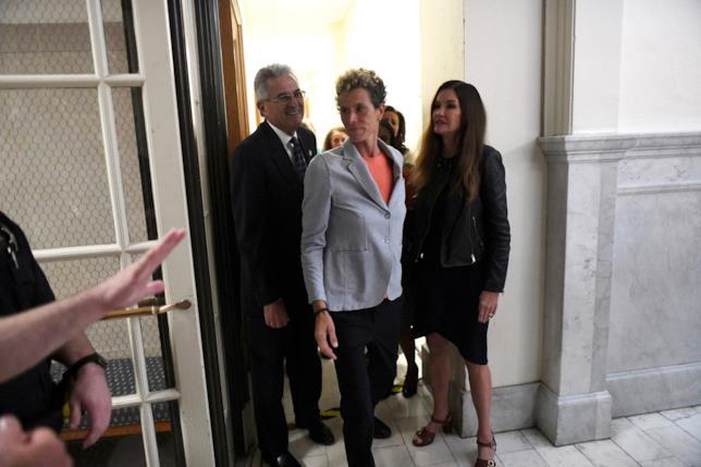 Andrea Constand dopo la condanna di Bill Cosby