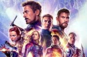Un primo piano degli Avengers nel poster internazionale di Endgame
