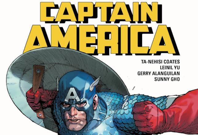 Leinil Yu disegna la nuova serie di Capitan America