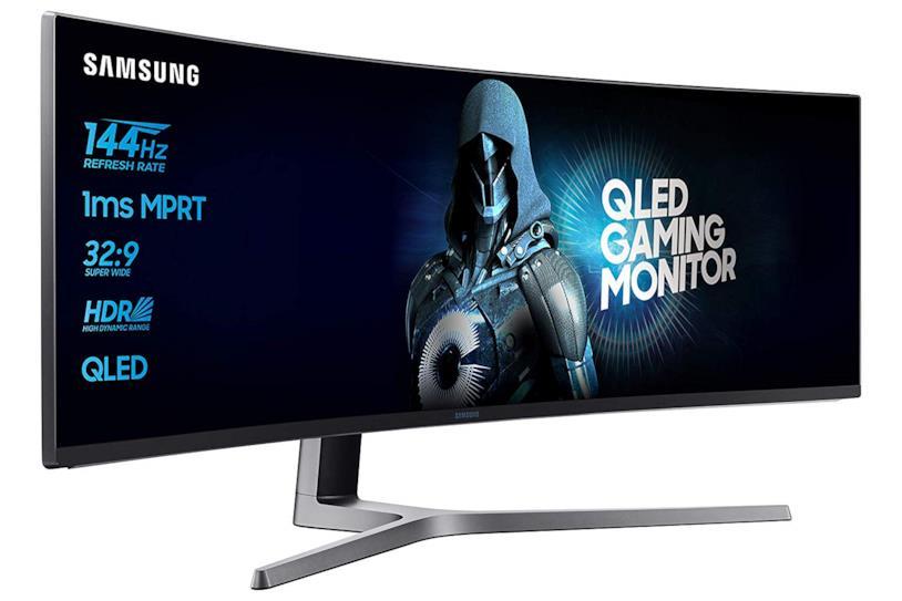 Samsung C49HG90 Monitor Curvo VA da 49''