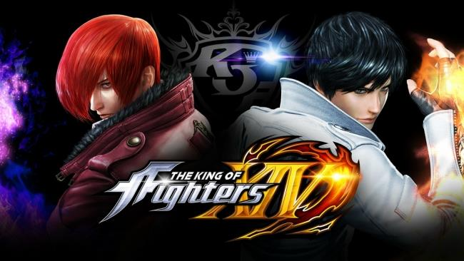 I due protagonisti di The King Of Fighters XIV