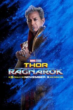 Gran Maestro in un poster del film