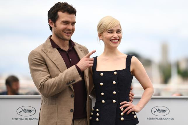 Alden Ehrenreich a Cannes per Solo: a Star Wars Story