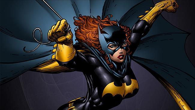 Batgirl nei fumetti DC