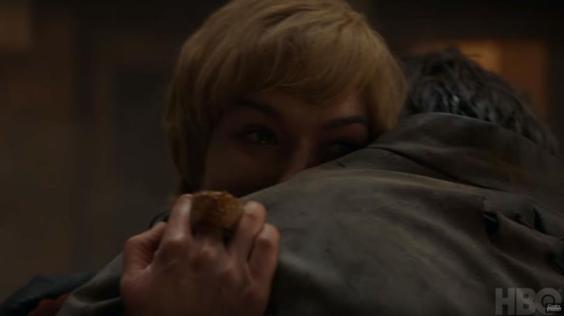 GoT 8x05: Jaime e Cersei ad Approdo del Re