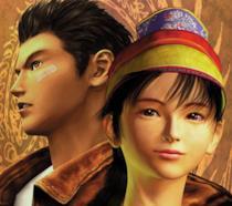 I protagonisti di Shenmue nella cover ufficiale del gioco