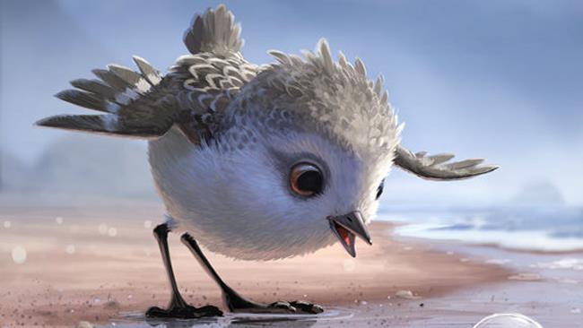 Piper, personaggio d'animazione Pixar