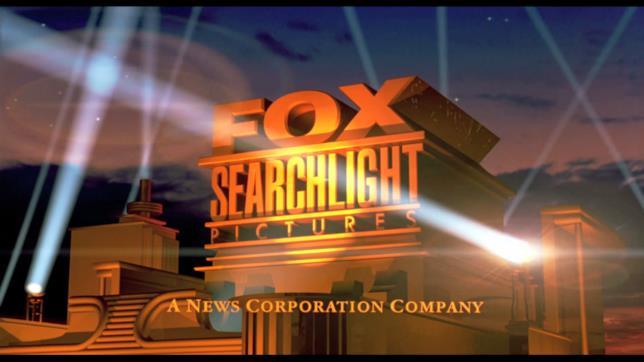 L'insegna di Fox Searchlight