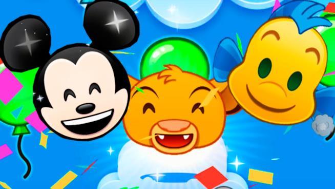 Un'immagine di Disney Emoji Blitz