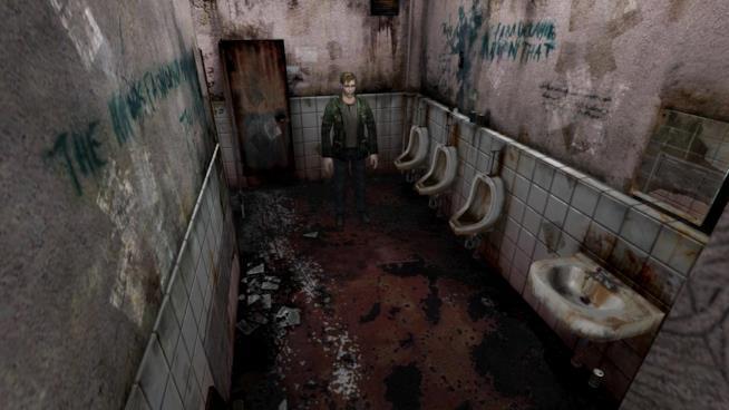 Un'immagine di Silent Hill
