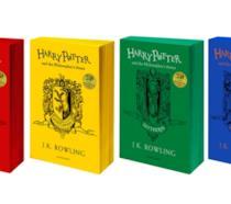 Harry Potter compie 20 anni, festeggia con le nuove edizioni dedicate alle Case di Hogwarts