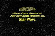 Che la Forza sia con te: 100 domande difficili su Star Wars