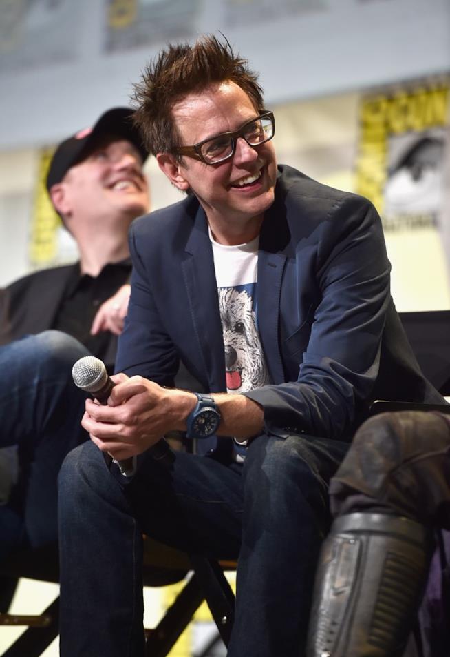 James Gunn ospite al Comic-Con di San Diego