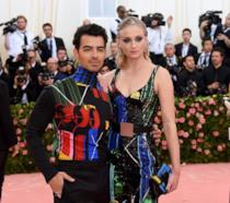 Sophie Turner e Joe Jonas al Met Gala 2019