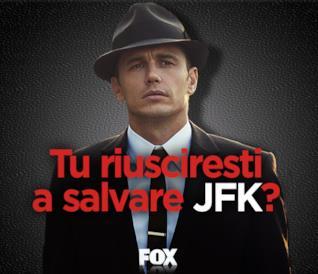 Riusciresti a salvare John Fitzgerald Kennedy?