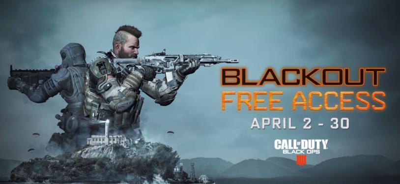 Immagine promozionale di Call of Duty: Black Ops 4