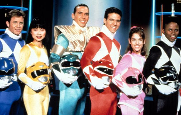 La serie TV originaria dei Power Rangers