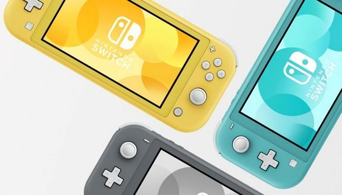 Nintendo Switch Lite: ecco trailer di debutto e flip cover ufficiale