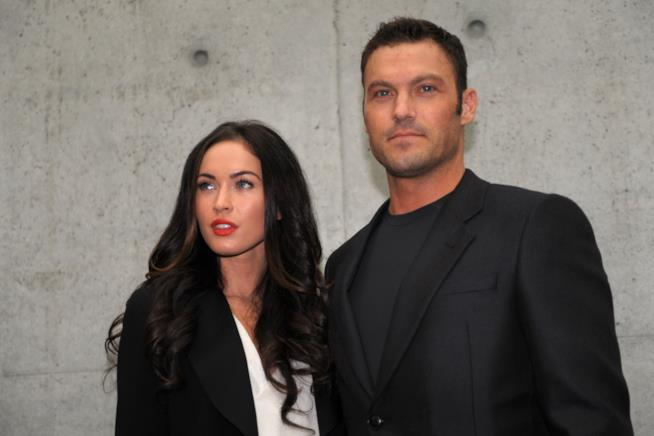 Megan Fox e Brian Austin Green sono in attesa del terzo figlio
