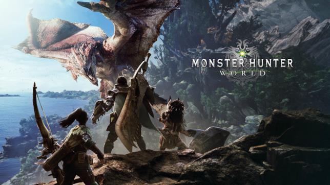 Monster Hunter World è già disponibile su PS4 e Xbox One