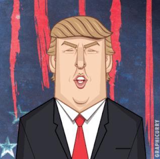 Donald Trump reimmaginato