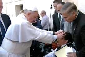 Papa Francesco nel 2013