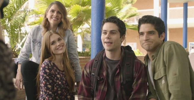 Teen Wolf, quinta stagione