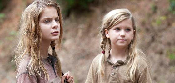 Mika e Lizzie