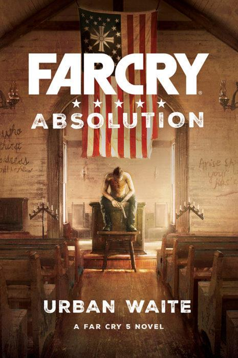 Un romanzo per Far Cry 5