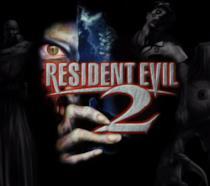 L'indimenticabile logo dell'originale Resident Evil 2