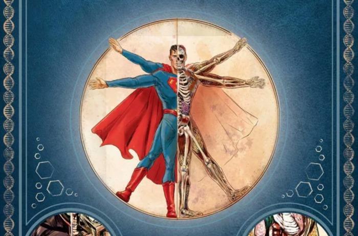 Anatomy of a Metahuman
