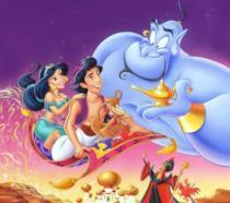 Il poster di Aladdin