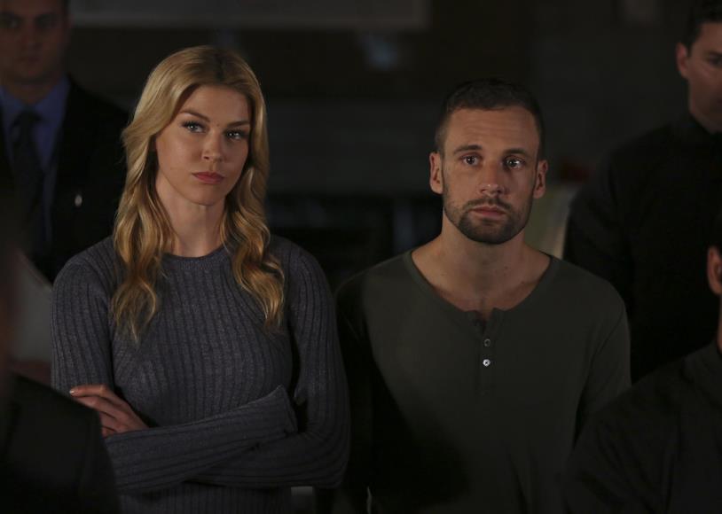 I personaggi di Bobbi e Hunter nella serie TV Agents of S.H.I.E.L.D.