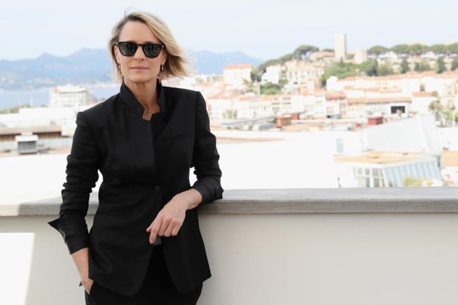 Cannes 70, Robin Wright sulla Croisette rivela novità su Wonder Woman