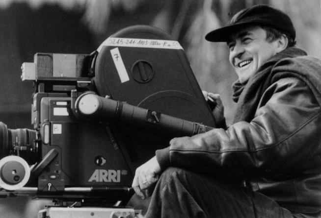Bernardo Bertolucci il regista Premio Oscar