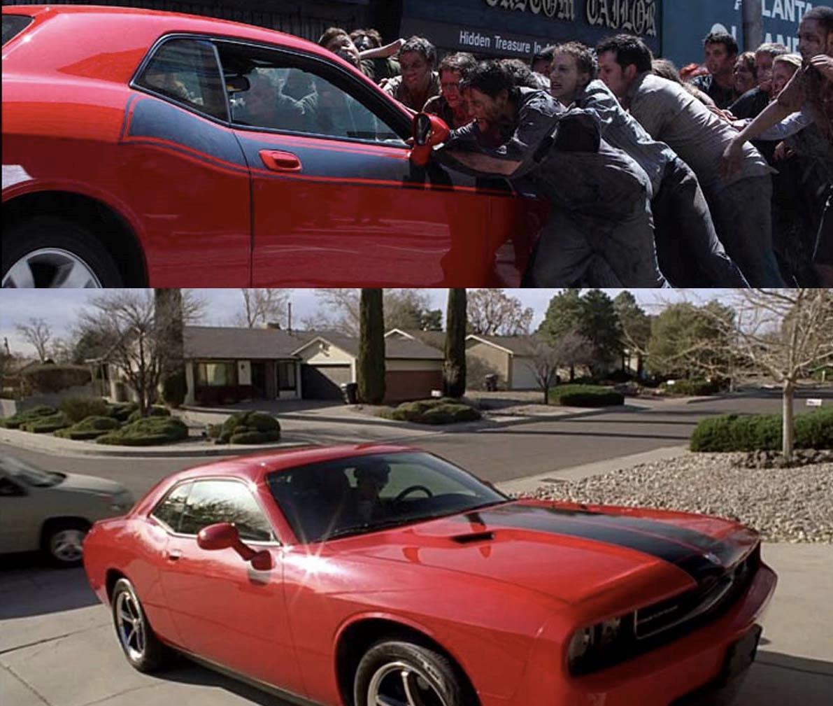 Sarà la stessa macchina in The Walking Dead e Breaking Bad?