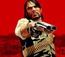 Primo piano per Johm Marston, protagonista di Red Dead Redemption