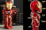 Robot Iron Man MK50 in azione