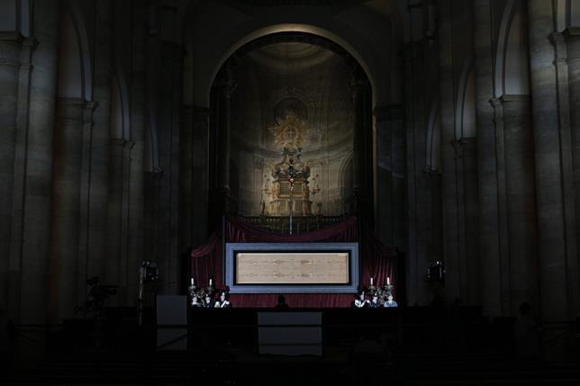 Esposizione della Sacra Sindone a Torino
