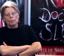 Stephen King alla presentazione del romanzo Doctor Sleep
