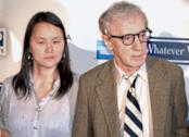 Soon Yi e Woody Allen