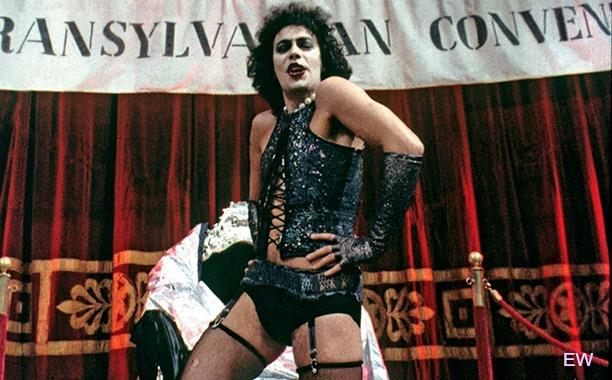 Tim Curry è Frank N. Further in The Rocky Horror Picture Show