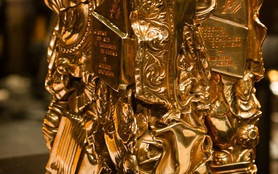 Il trofeo dei César Awards