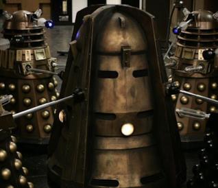 Dalek in Doctor Who