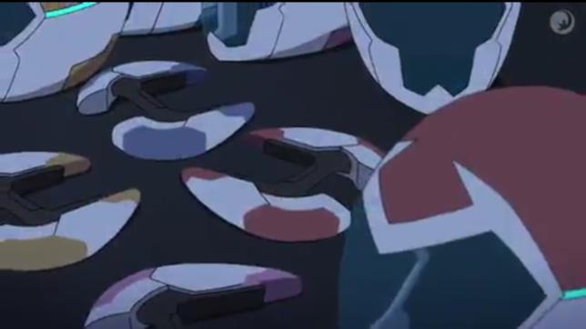 La bayard rosa in una prima versione del trailer di VLD 7