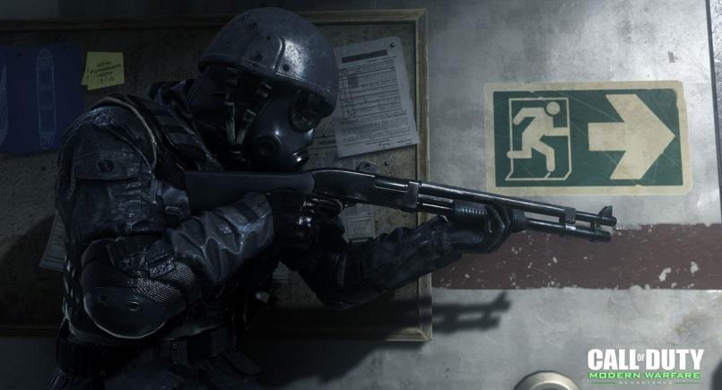 Call of Duty: Modern Warfare Remastered con Infinite Warfare