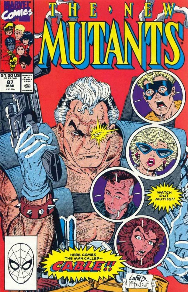 Nuovi Mutanti di Marvel 1990