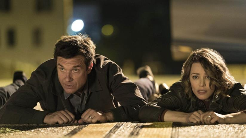 Rachel McAdams e Jason Bateman