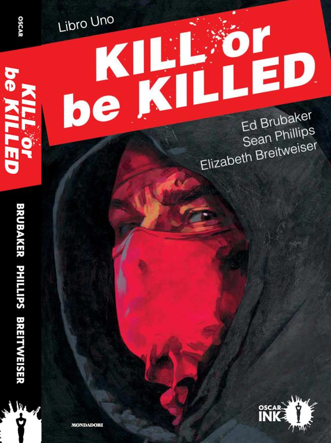 La copertina di Kill or be killed