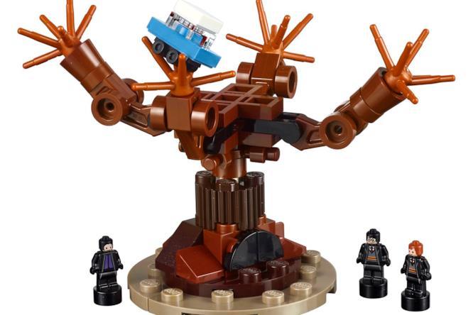 Platano Picchiatore LEGO